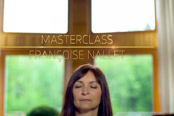 Masterclass de Françoise Nallet réalisée par David Frecinaux - bande annonce
